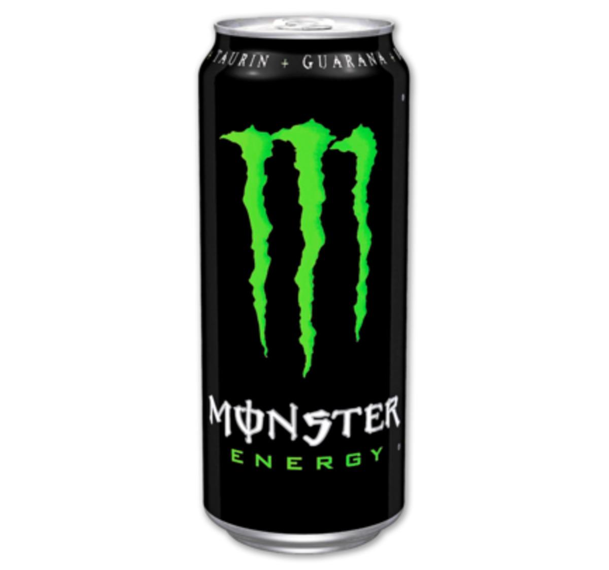 Bild 1 von MONSTER Energy-Drink