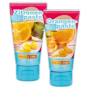 Dekoback-Decocino Zitronen-/ Orangenpaste