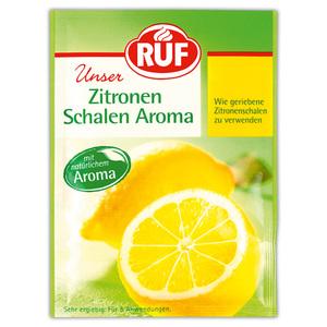 Ruf Zitronen Schalen-Aroma