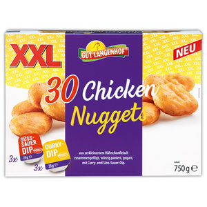 Gut Langenhof 30 Chicken Nuggets