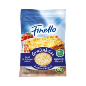 Finello Geriebener Käse