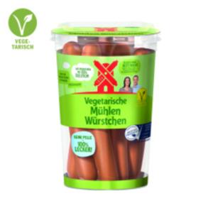 Vegetarische Mühlen-Produkte