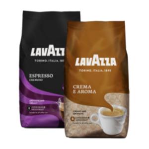 Lavazza Caffè Crema oder Espresso