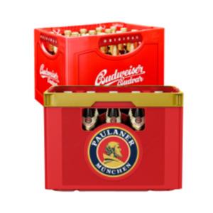 Paulaner oder Budweiser Budvar
