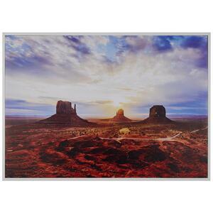 Keilrahmenbild Liam in Multicolor, ca.70x50cm