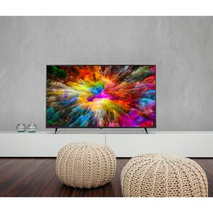 MEDION LIFE® X16506 Smart-TV 163,8 cm (65'') Ultra HD, HD Triple Tuner, HDR, DTS-Sound, WLAN, Netflix
