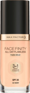 Max Factor Make-up Face Finity All Day Flawless 3in1 Ivory 42