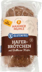 Hammermühle Haferbrötchen mit Vollkornhafer