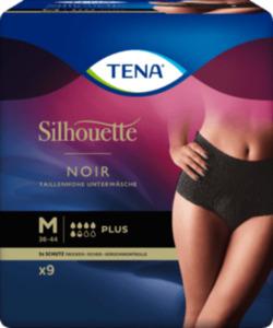 TENA Pants Silhouette schwarz Größe M