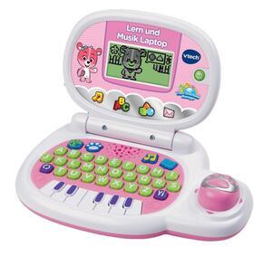 Vtech Lern- u Musik Laptop pink