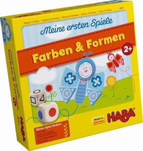 HABA Meine ersten Spiele Farben und Formen