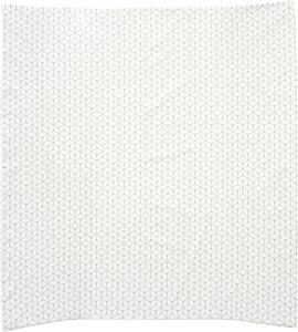 ALVI Wickelauflage 2-Seiten-Keil Raute