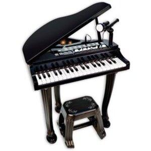 Big Steps - Großes Piano, schwarz