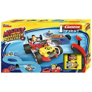 Carrera - First Carrera: Mickey und die Roadster Racers
