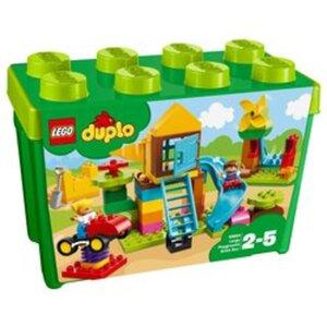 LEGO DUPLO - 10864 Steinebox mit großem Spielplatz