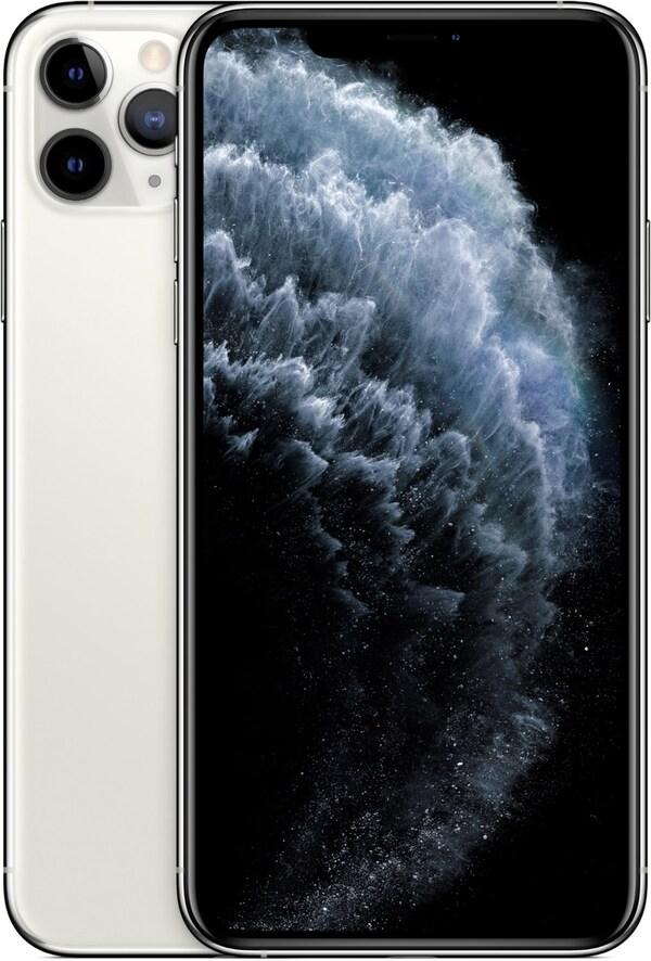 Apple iPhone 11 Pro Max (64GB) silber