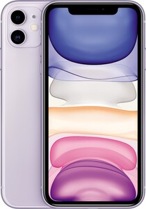 Apple iPhone 11 (128GB) violett