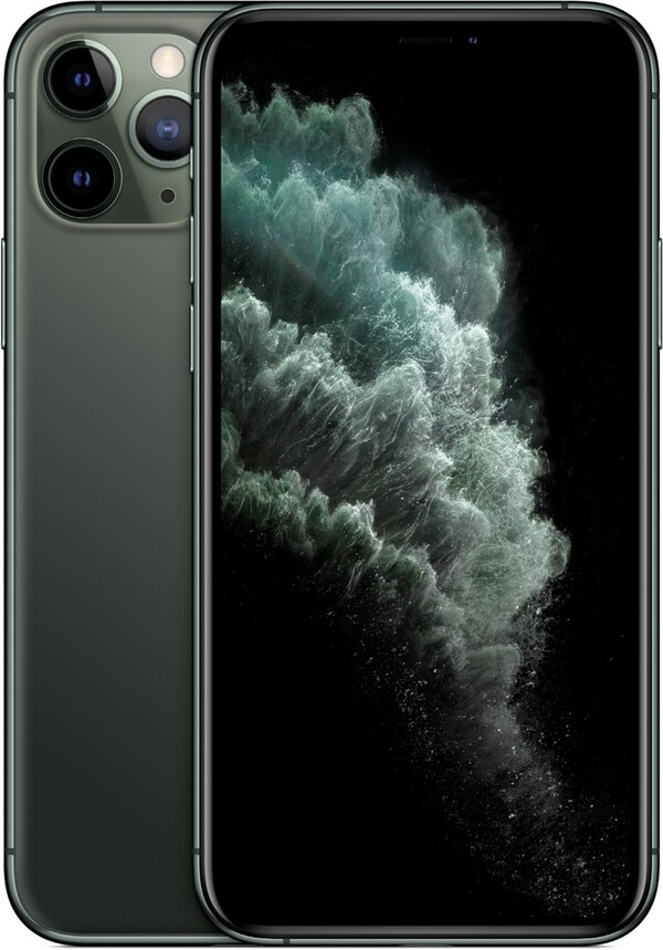Apple iPhone 11 Pro (64GB) nachtgrün