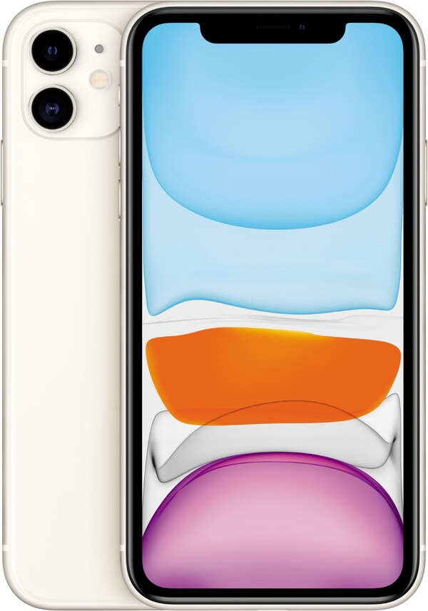 Apple iPhone 11 (64GB) weiß
