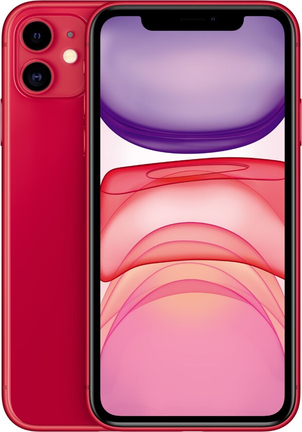 Apple iPhone 11 (64GB) (PRODUCT)RED rot