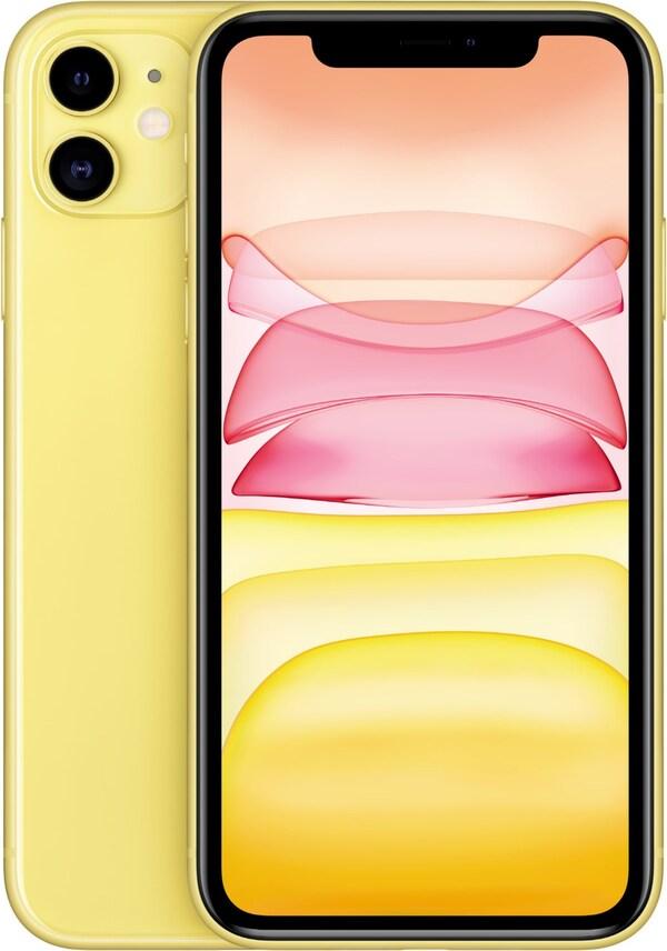 Apple iPhone 11 (64GB) gelb