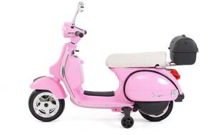 Actionbikes Vespa PX150 Elektroroller pink