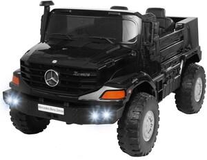 Actionbikes Mercedes Benz Zetros Elektroauto schwarz