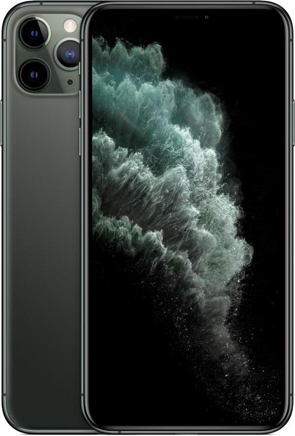 Apple iPhone 11 Pro Max (64GB) nachtgrün