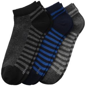 3 Paar Herren Sneaker-Socken im Set