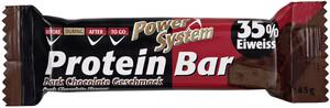 Power System Protein Bar Dark Chocolate Geschmack 35% Eiweiss 45 g
