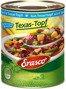 Erasco Texas-Topf 800 g