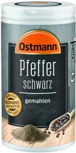 Ostmann Pfeffer schwarz gemahlen 40 g