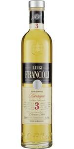 Luigi Francoli Grappa 3 Jahre 0,7 ltr