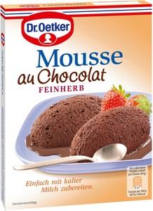 Dr.Oetker Mousse au Chocolat Feinherb 86 g