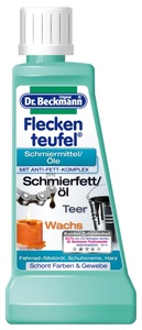 Dr. Beckmann Fleckenteufel Schmiermittel & Öle 50 ml