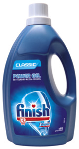 Finish Classic Powergel 1,5 ltr