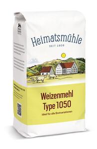 Heimatsmühle Weizenmehl Type 1050 1 kg