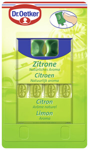 Dr.Oetker Zitronenaroma 4x 2 ml