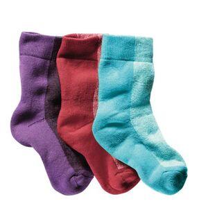 Frottee-Socken 3er-Set