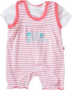 Baby Set Spieler + T-Shirt orange Gr. 68 Mädchen Baby