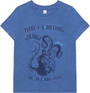 T-Shirt blau Gr. 92/98 Jungen Kleinkinder