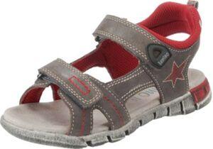 Sandalen grau Gr. 33 Jungen Kinder