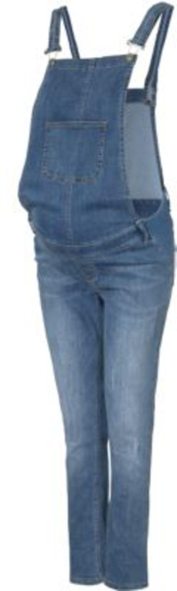 Umstandslatzhose blau Gr. 36 Damen Kinder
