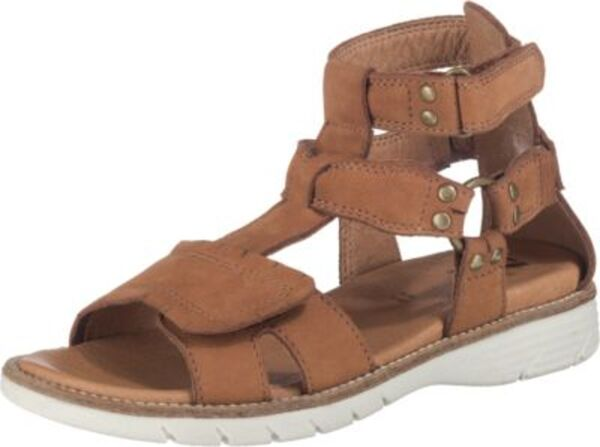 Sandalen, WMS-Weite M, braun Gr. 38 Mädchen Kinder