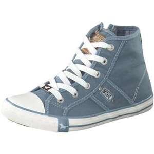 Mustang Sneaker High Jungen blau