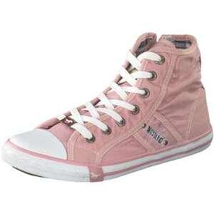 Mustang Sneaker High Mädchen rosa