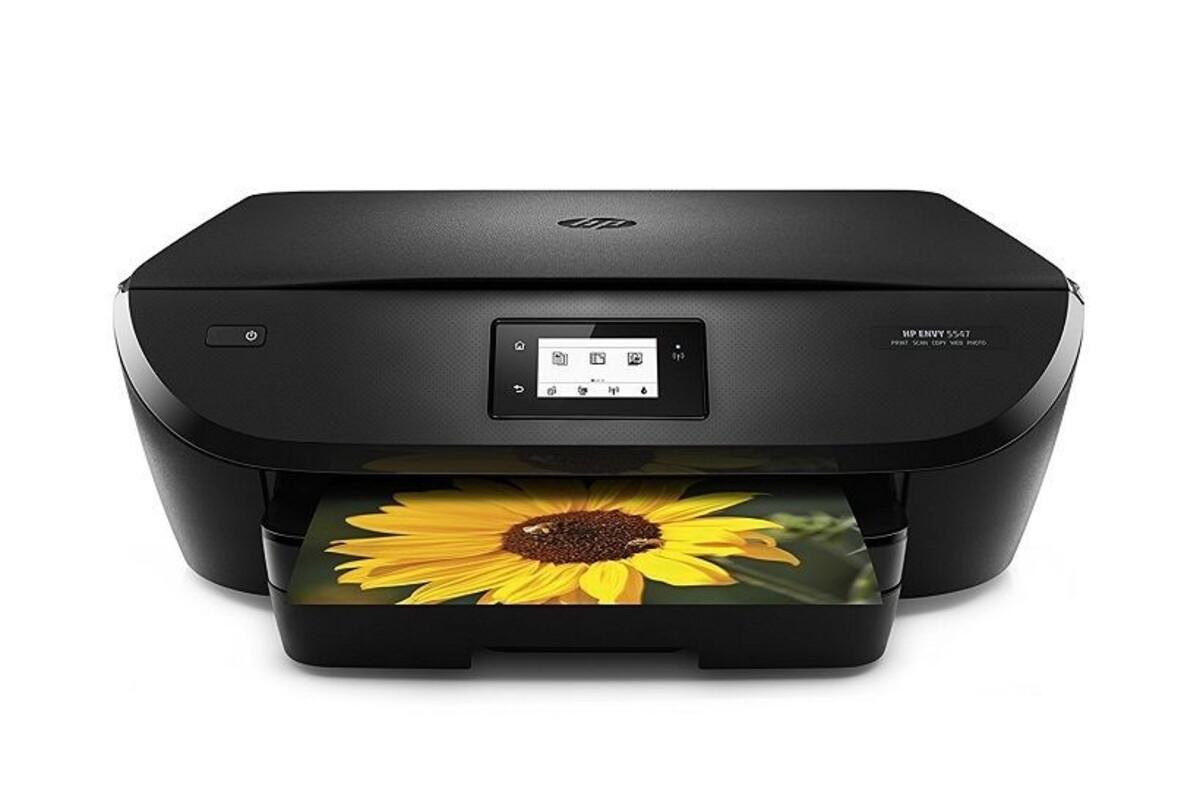 Bild 1 von HP Multifunktionsgerät Envy 5547 | B-Ware - der Artikel ist neu - Verpackung beschädigt