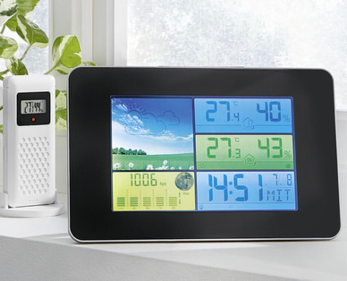 Bild 3 von SEMPRE Digitale Funkwetterstation