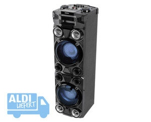 MEDION Life X67015 Party-Soundsystem mit Bluetooth