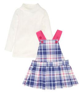Kleid + Langarmshirt